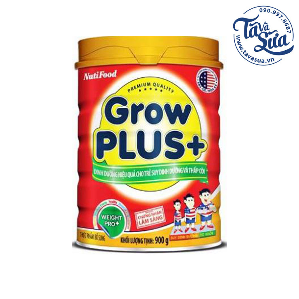 Grow Plus đỏ 900g
