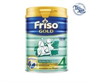 Friso Gold 4 900g